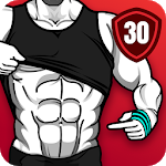 Cover Image of Six Pack in 30 Days - Abs Workout 1.0.10 APK