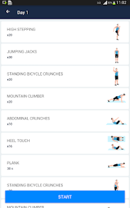 Six Pack in 30 Days - Abs Workout 1.0.10 APK