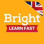 Cover Image of Download Bright – English for beginners APK