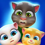 Download Download My Talking Tom Friends APK For Android