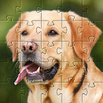 Download Dogs Jigsaw Puzzles 🧩🐕🧩🐶🧩 APK