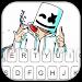 Doodle Dj Keyboard Theme