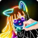 Download Draw Glow Comics APK