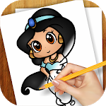 Download Drawing Lessons Chibi Anime APK