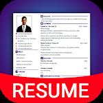 Cover Image of Download Resume Builder App Free CV maker CV templates 2019 APK