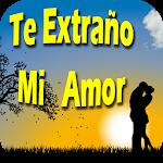 Cover Image of Download Te Extraño Mi Amor APK