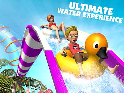 Download Pool Ride - Water Park Racing APK