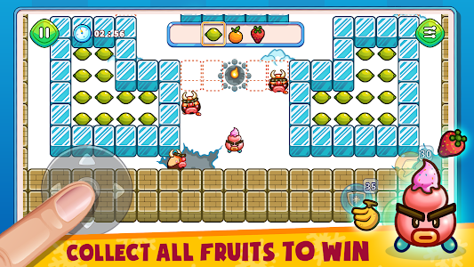 Download Fruit & Ice Cream - Ice cream war Maze Game APK
