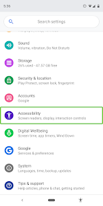 Download Android Accessibility Suite APK