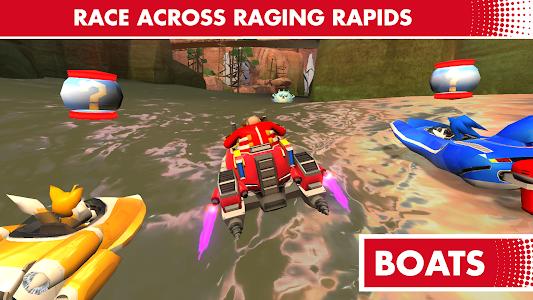 Download Sonic Racing Transformed APK