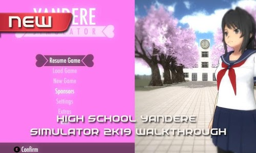 Download High School Sakura Yandere Simulator Walkthrough APK